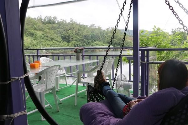 宜蘭美食 太陽湖畔咖啡館 吃火鍋喝咖啡配太陽埤湖景 絕美山色就在這裡