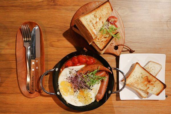 國父紀念館早餐 be good food 好食物 新鮮現做木質風格早午餐 東區brunch早午餐 捷運國父紀念館站