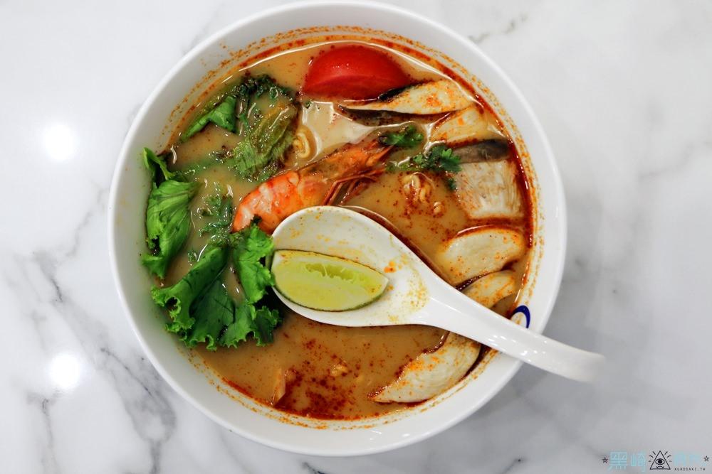 台中美食 Mamak檔星馬料理台中中興店 海南雞飯東泱米粉南洋風味在這