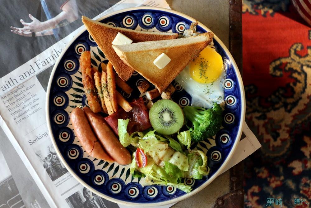 行天宮美食 任意門旅行風咖啡館 出門旅行異國風情的早午餐 空少老闆好帥
