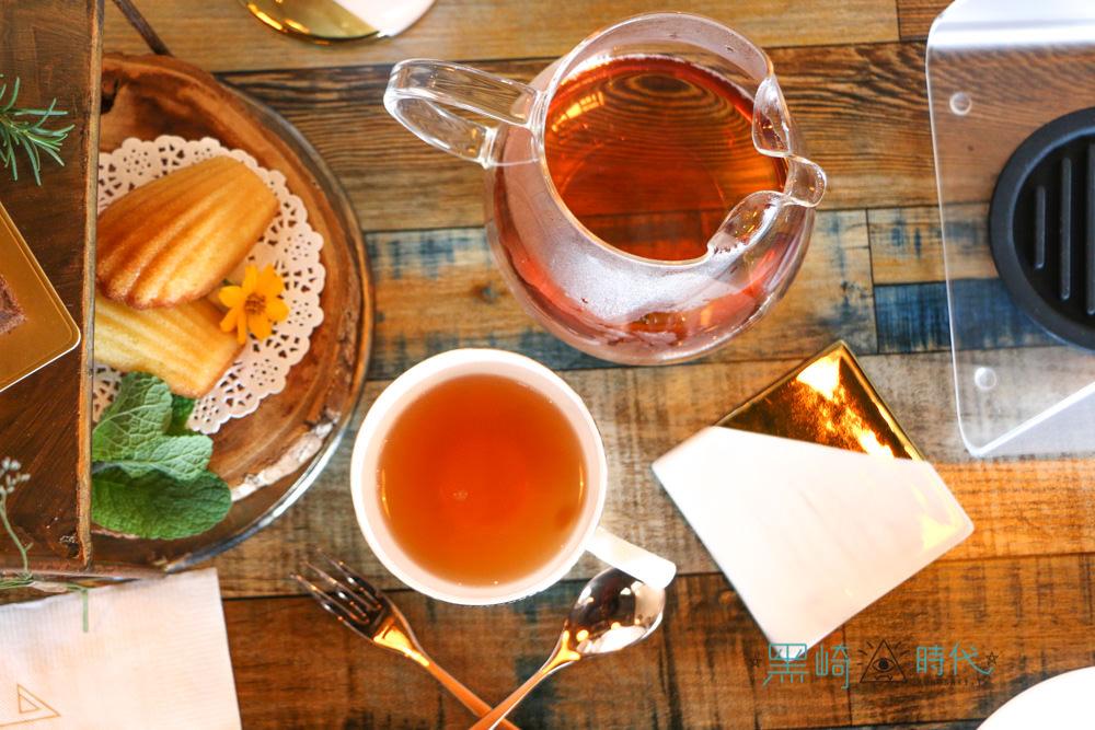 阿里山咖啡廳 ZENGIN 然井茗露 × 阿里山霧很濃 情人必去下午茶享受浪漫的時刻