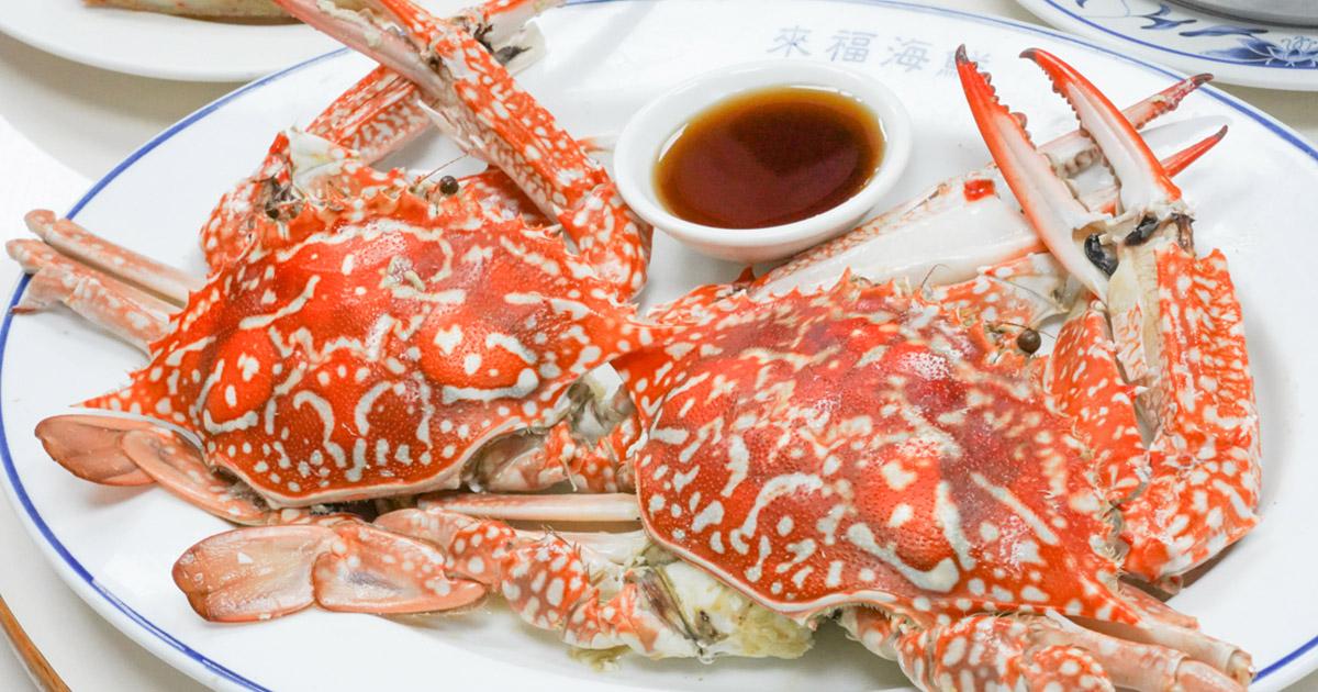 澎湖美食 來福海鮮餐廳 在地經營 30 年老店的鮮甜海味